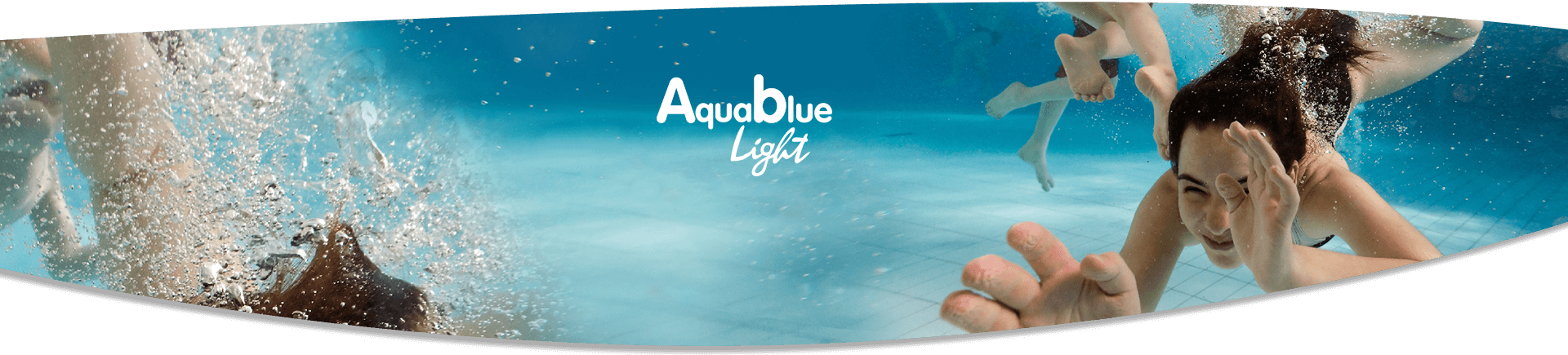 Sistemas salinos para piscinas AquaBlue light