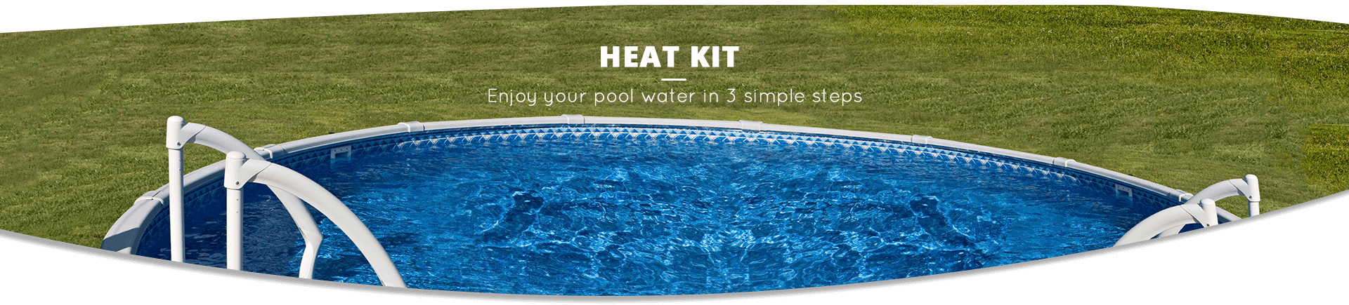 pool solar heating- heat-kit