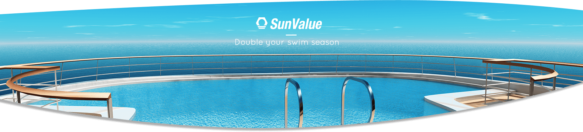 Winter is coming but SunValue is here: Swimming pool solar heating!