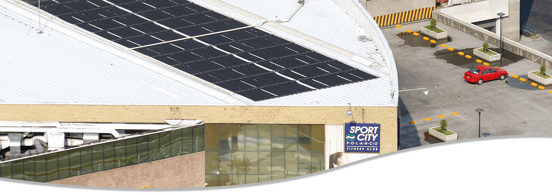 Hot Water Heating Systems For Sport City De Polanco
