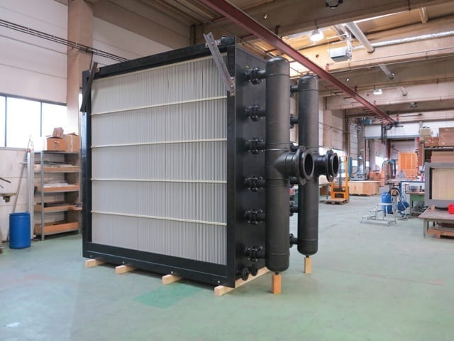Innovative Heat Exchangers For Extreme Corrosive Applications