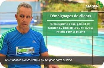 chlorinateur piscine